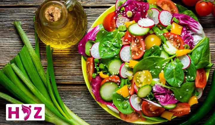 برنامه غذایی رایگان برای افزایش وزن