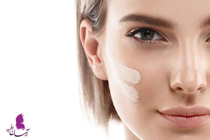 راهکارهای مختلف برای صاف شدن پوست صورت در یک هفته