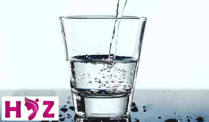 نوشیدن آب به اندازه کافی
