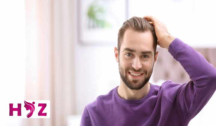 علت ریزش مو: