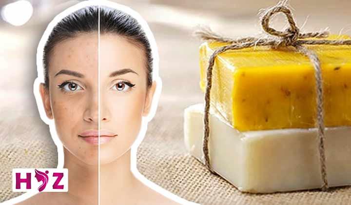 بهترین صابون ضد جوش برای پوست  صورت